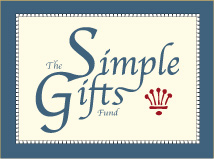 The Simple Gifts Fund Scholarship